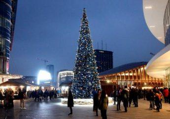 Pista di pattinaggio a Milano: Gae Aulenti on ice