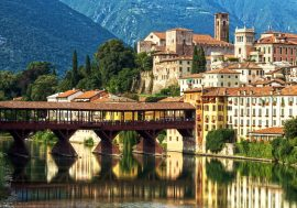Turismo nella provincia di Vicenza: itinerario a Bassano del Grappa