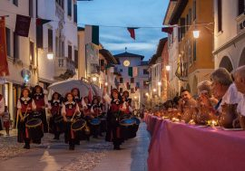 Christmas in Italy: Spilimbergo, a town with many traditions