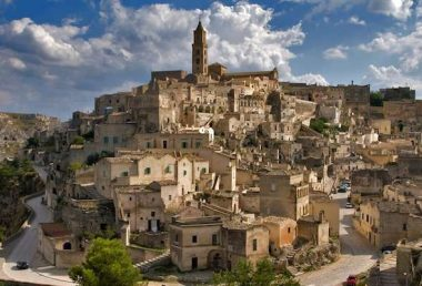 Italian Christmas Traditions in Matera