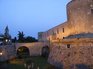 venosa-basilicata-castle