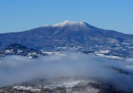 Winter Break on Mt. Amiata