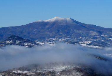 Vacanza invernale sul Monte Amiata
