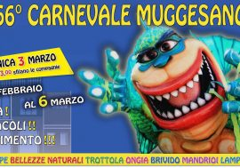 66th Annual Carnival Celebration in Muggia