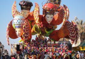 Viareggio Carnival Dates 2019