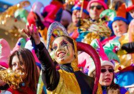 Date del Carnevale di Viareggio 2020