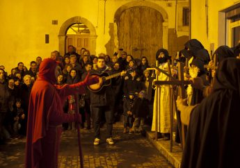 Celebrating St. Anthony the Abbot in the Abruzzo Region