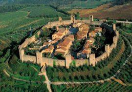 Monteriggioni: Cosa Vedere