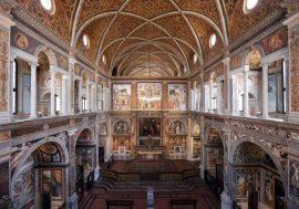 """San Maurizio al Monastero Maggiore, la """"Cappella Sistina di Milano"""""""