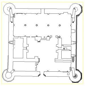 castello-maniace-siracusa-planimetria