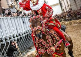 Carnival Traditions in Oristano, Sardinia