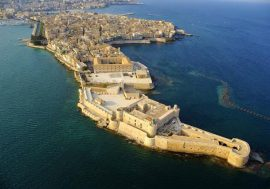What to See in Syracuse: Ortygia and Castle Maniace