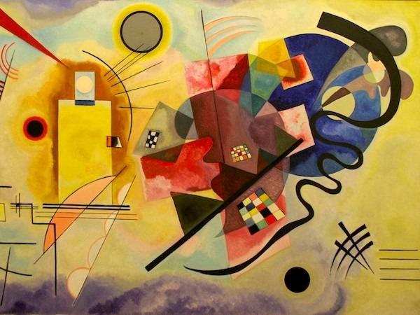 Mostra d 39 arte a reggio emilia prorogata fino al 18 marzo for Kandinsky reggio emilia
