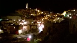via-crucis-matera-notte