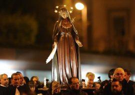 Settimana Santa di Teramo – La processione della desolata