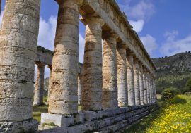 Thermal Baths in Segesta, Sicily
