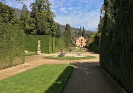 The Monumental Garden of Valsanzibio and Villa Barbarigo