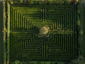labyrinth-valsanzibio