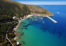 Palinuro on the Cilento Coast