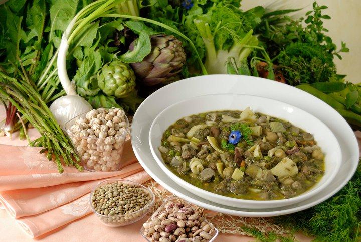 Il 1 maggio a teramo tutti a tavola per il piatto tipico delle virt - Le virtu in tavola ...