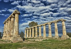 Metaponto: Beaches and the Doric Temple of Hera
