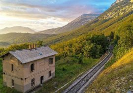Scenic Railway from Abruzzo to Molise: the Transiberiana