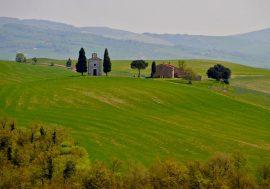 Terre di Siena Treno Natura