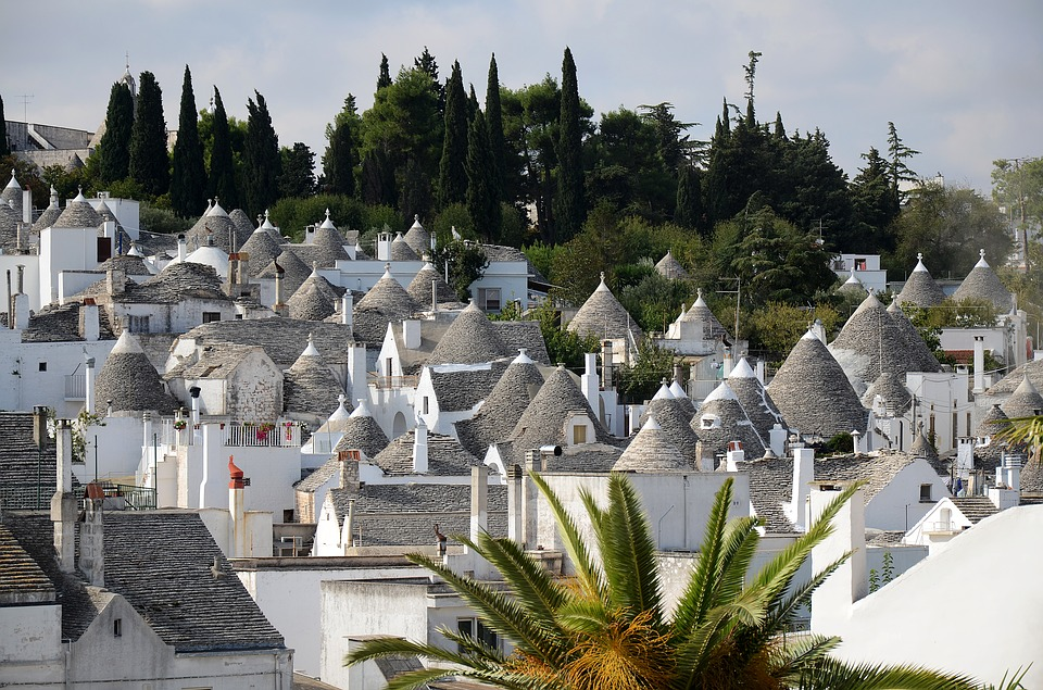 Walking tour ad Alberobello con guida