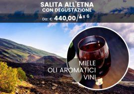 Escursione Privata sull'Etna