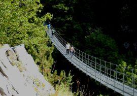 Tibetan Bridge of Roccamandolfi