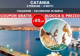 Offerta vacanze Sicilia 2019: arte e barca a vela