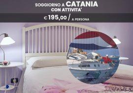 Catania, fra arte e barca a vela