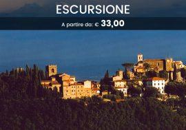 Walking tour a Montecatini Terme e Montecatini Alto