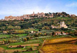 MONTEPULCIANO E LA CITTÀ ETERNA: Paesaggi e vedute dall'estetica del Grand Tour alla metà del XX secolo