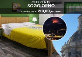 Offerta di soggiorno in Sicilia