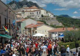 The International Bagpipe Festival in Scapoli