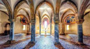 Abbazia-affreschi-rocca-san-giovanni