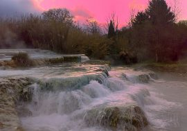 The Thermal Springs of Saturnia