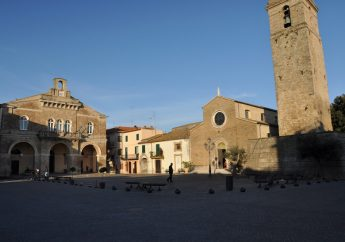 Rocca San Giovanni e l'abbazia di San Giovanni in Venere