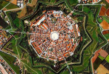 The Fortress Town of Palmanova