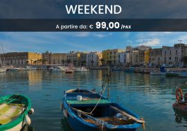 Un weekend in Puglia per due