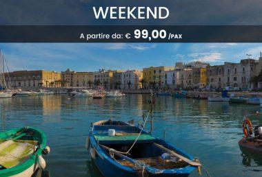Un weekend in Puglia per due