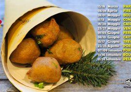 """""""FINGER FOOD FESTIVAL"""" 2018 : IN TOUR PER L'ITALIA E ORA A PORDENONE DA MERCOLEDI' 22 A SABATO 25 AGOSTO"""