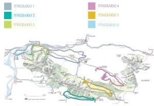 friuli-percorsi-cicloturismo-mappa