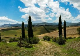 Chianni in Tuscany's Valdera: Quite Possibly Paradise on Earth