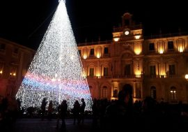 Christmas in Catania, Sicily