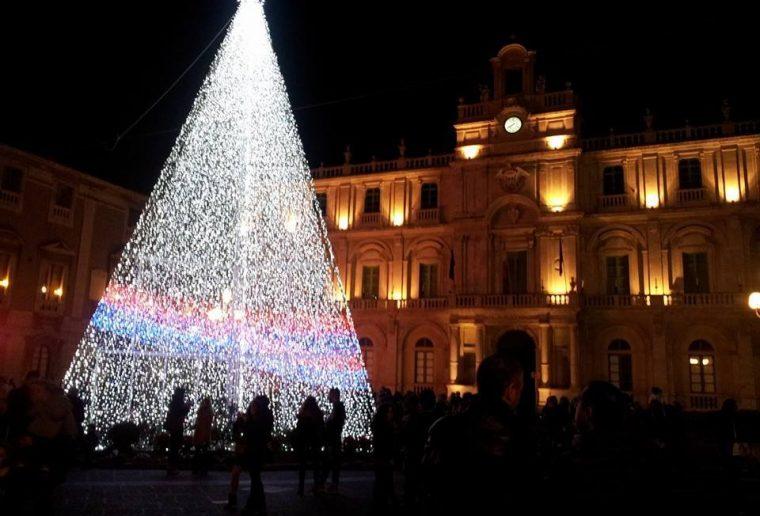 Il Natale a Catania tra Immacolata e Mercatini