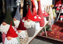 Christmas Market in Cison di Valmarino in Veneto