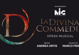 La Divina Commedia opera Musical all'Auditorium di Isernia