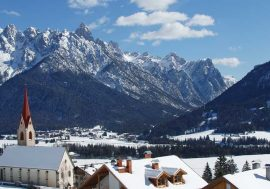 A Winter Holiday in Dobbiaco- the Door to the Dolomites